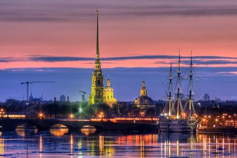 Após tentativa frustrada para jogos de 2004, São Petersburgo deve entrar novamente na corrida para sediar evento em 2024 Foto: Lori Images