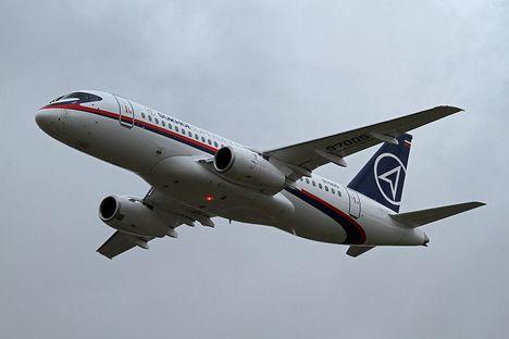 SSJ-100 Foto: wikipedia.org
