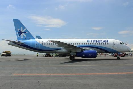 Modelos russos devem atrair mais 3 milhões de passageiros por ano para companhia mexicana Foto: wikipedia.org