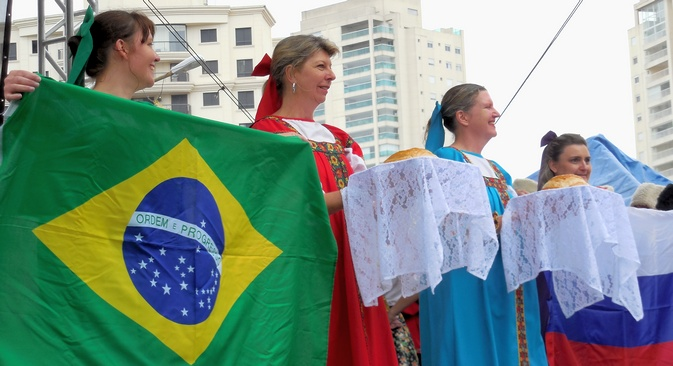 O evento, que também comemorou os 86 anos do bairro de Vila Zelina, atraiu cerca de 5.000 pessoas, segundo estimativas do presidente da Amoviza Foto: Vanessa Correa da Silva