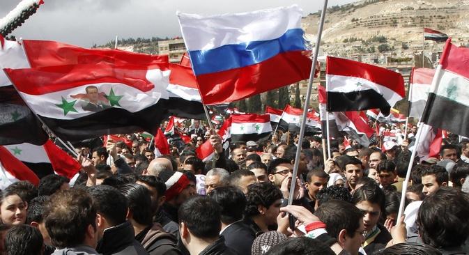 Diplomatas russas criticam EUA por não conseguirem reunir oposição síria à mesa de negociações Foto: Reuters