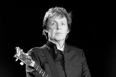 Em carta destinada a Pútin, McCartney alegou que protesto não foi motivado por sentimento antirrusso Foto: wikipedia.org