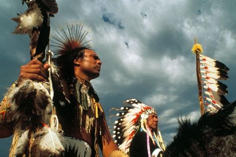 Estudos mostram que os primeiros habitantes da América –os paleoíndios– chegaram a este continente através da Beríngia, um istmo que, naqueles tempos, ligava a Sibéria ao Alasca Foto: Alamy/Legion Media