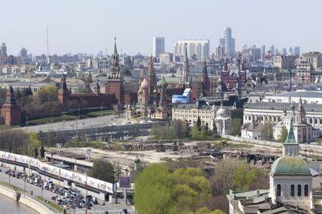 Novo parque será o primeiro construído na capital nos últimos 50 anos Foto: Parkzaradye.com