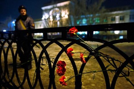 As palavras do líder religioso vieram a público um mês depois de dois atentados terroristas terem causado a morte de 34 pessoas e deixado mais de 70 feridos na cidade de Volgogrado, no sul do país Foto: AP