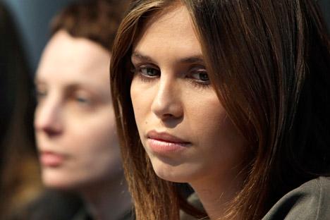 """Júkova: """"Abomino racismo e gostaria de pedir desculpas a qualquer pessoa que tenha sido ofendido pela imagem"""" Foto: Reuters"""