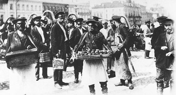 Em 1913, a economia russa era quarta maior do planeta Foto: ITAR-TASS