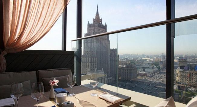 Gazeta Russa escolheu clássicos da capital para comer com apenas US$ 6 Foto: ITAR-TASS