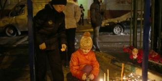 Um policial e um professor morreram durante o tiroteio iniciado por um estudante Foto: ITAR-TASS