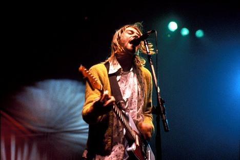 Desde 1997, festival reúne anualmente fãs e covers do vocalista do Nirvana Foto: kinopoisk.ru