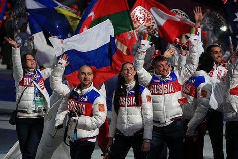 Resultado final contrariou as previsões pessimistas para o desempenho da seleção russa Foto: flickr.com/sochi2014