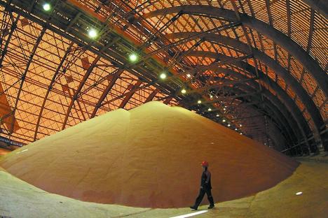Uralkali é o maior produtor de fertilizante potássico do mundo Foto: Reuters