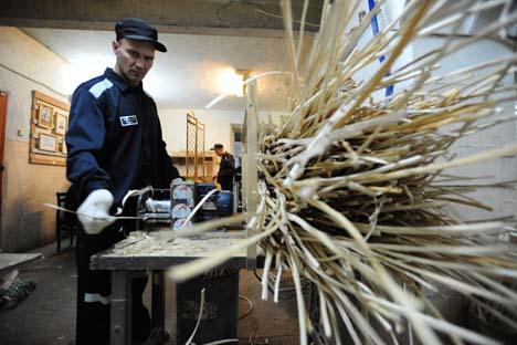 Centro Internacional de Estudos Penitenciários estima a existência de 680 mil detentos no país Foto: RIA Nóvosti