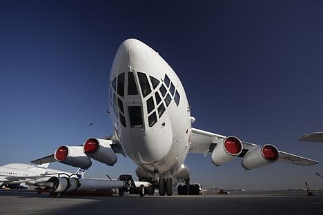 As caraterísticas técnicas do novo avião serão determinadas após consultas com os potenciais clientes Foto: ITAR-TASS
