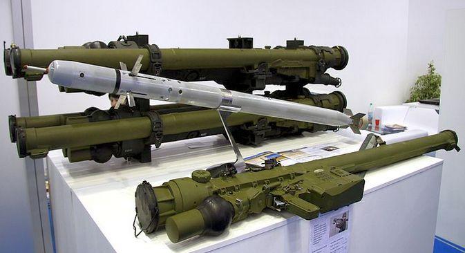 Quantidade de armamentos entregues não foi revelada por departamento de informações das Forças Armadas.