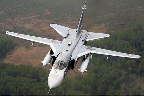 O sistema com que o Su-24 havia chocado o destróier americano Donald Cook tem o nome convencional de Khibíni Foto: wikipedia.org