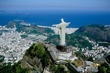 Maioria dos russos permanecerá no Rio durante duas semanas