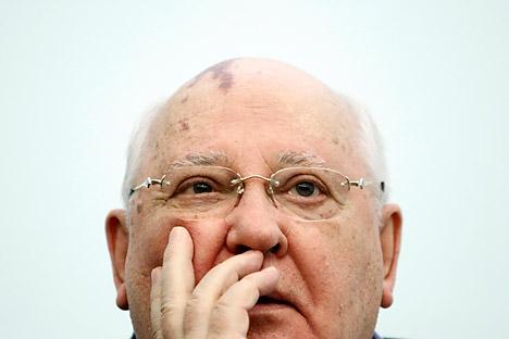 """Gorbatchov chamou a iniciativa dos parlamentares de """"mal pensada e precipitada"""" Foto: Reuters"""