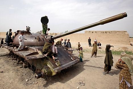 Síria é um dos parceiros em potencial, pois o seu Exército é quase totalmente equipado com armamento soviético Foto: Reuters