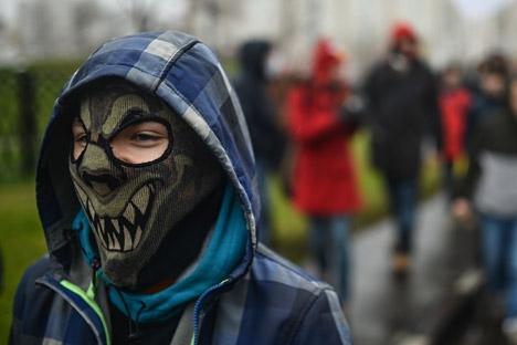 Capital russa apresenta todas as condições para o surgimento de conflitos étnicos Foto: Vladímir Astapkovitch/RIA Nóvosti