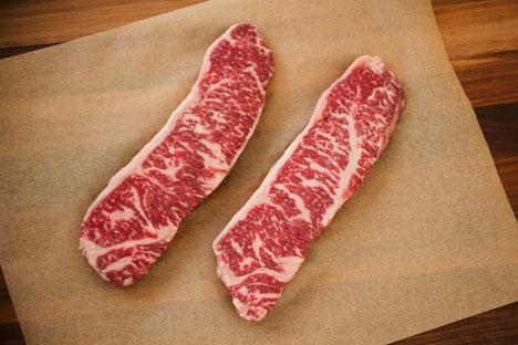 A Rússia também está tentando começar a produção de carne marmorizada Foto: Fotomedia