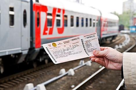 Companhia de trem recomendou aos seus passageiros planejarem cuidadosamente suas viagens Foto: Lori / Legion Media