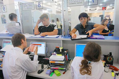 Centros de língua estrangeira em Malta e no Chipre estão sendo priorizados pelos russos Foto: RIA Nóvosti