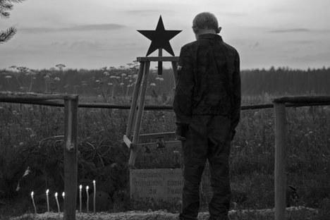 Não é a primeira vez que monumento soviético vira alvo de vandalismo por poloneses Foto: Andrêi Lijenkov