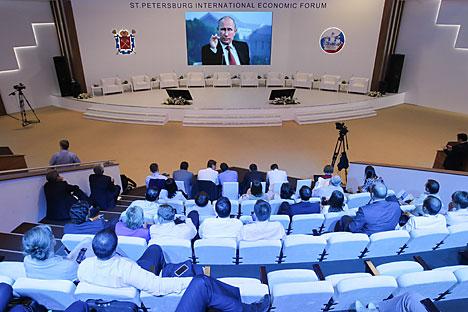 Estados Unidos e a Europa planejem uma série de medidas destinadas a isolar a Rússia Foto: Rossiyskaya Gazeta