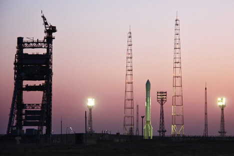 Até 2020, a precisão do sinal do Glonass será elevada em 60 centímetros em vez dos atuais 2,8 metros Foto: RIA Nóvosti
