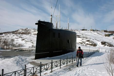A classe Varshavianka é composta por submarinos diesel-elétricos de baixo ruído Foto: ITAR-TASS