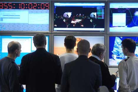 Novo satélite ficará em operação por oito meses Foto: ITAR-TASS