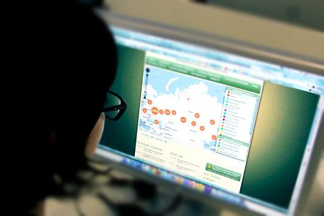 Caso os Estados Unidos não aceitassem instalar estações do Glonass em seu território, Rogózin suspenderia o funcionamento de GPS na Rússia a partir de junho Foto: Gazeta Russa