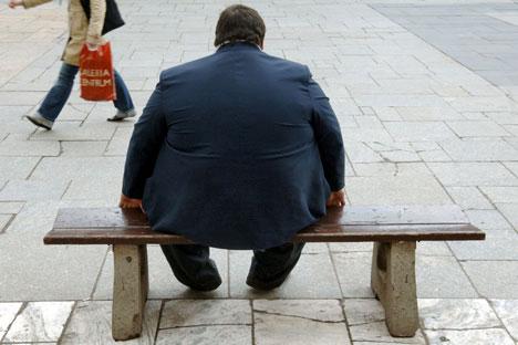 Não é difícil compreender o interesse das pessoas que, sofrendo de excesso de peso, sabem como não é fácil lidar com este mal Foto: ITAR-TASS