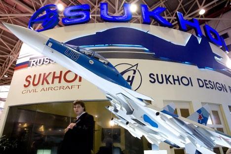 A Rússia decidiu adquirir quase 300 exemplares do caça Su-30 MKI no ano de 2012 Foto: AP