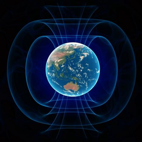 """Com ajuda de geradores de compressão de fluxo explosivos, onde a onda explosiva """"comprime"""" o campo magnético, foi possível obter campos da grandeza de megagauss Foto: PhotoXPress"""