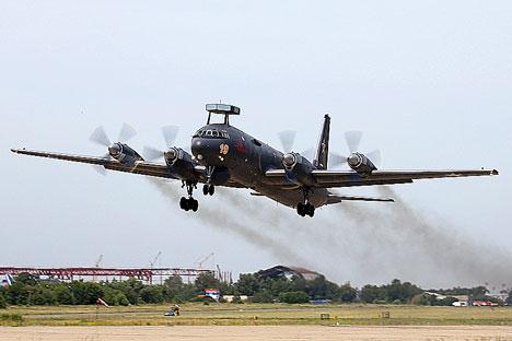 Agora, finalmente, o avião recebeu uma versão atualizada de seu principal sistema de combate Foto: Press Photo
