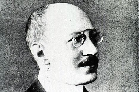 Em 1901, Bliokh foi indicado para o recém-criado Prêmio Nobel da Paz Foto: divulgação