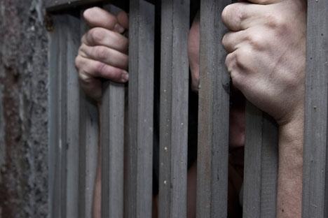 Atualmente, 555 mil pessoas cumprem penas em instituições do FSIN Foto: Getty Images/Fotobank