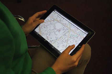 Os novos tablets interessam a todas as agências de aplicação da lei que trabalham com informações confidenciais e sensíveis Foto: divulgação