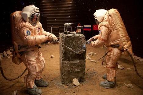 Experimentos baseados no satélite Foton devem esclarecer dúvidas sobre futuras missões Foto: IMPB/Oleg Volóchin
