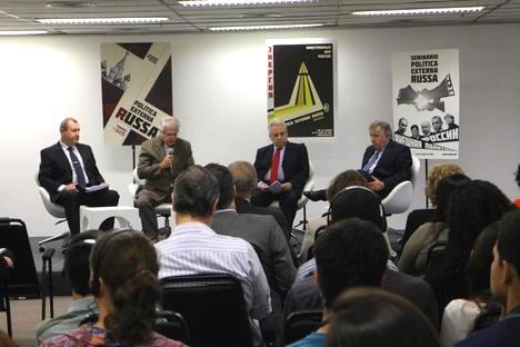 Congresso no Brasil discute situação do país em meio à crise no leste da Ucrânia Foto: Valeria Saccone