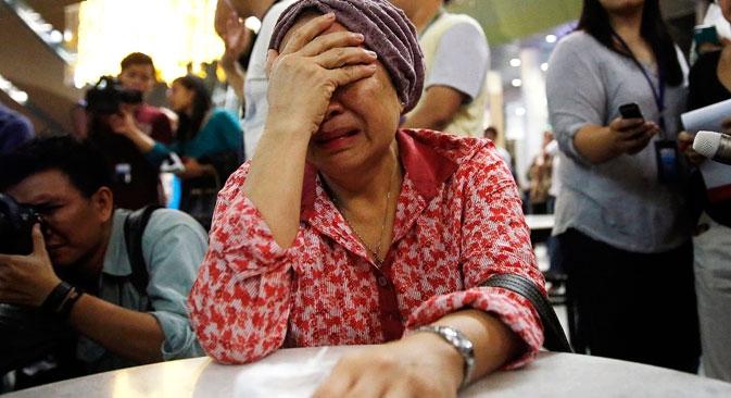 Na quinta-feira (17), um Boeing 777 da Malaysia Airlines que fazia a rota Amsterdã - Kuala Lumpur, caiu no território da Ucrânia Foto: Reuters