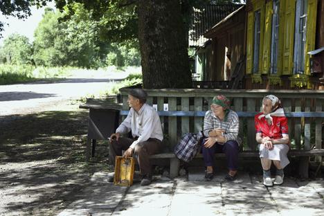 O governo decidiu congelar parte das contribuições do ano passado com o objetivo de suprir o aporte de pagamento das pensões atuais Foto: Photoshot / Vostock Photo