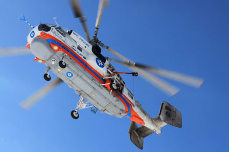 Foto: Russian Helicopters / Aleksêi Mikheev