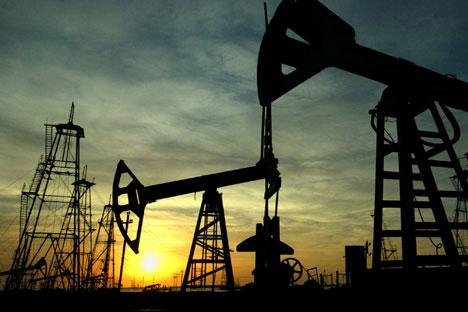 O barril de petróleo russo da marca Urals 18 está sendo cotado, em agosto deste ano, em US$ 98, o preço mais baixo desde maio de 2013 Foto: Reuters