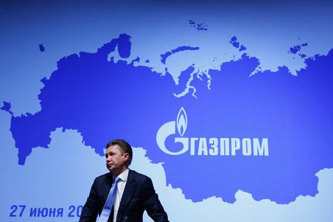 Segundo a opinão da especialista, os parceiros da Gazprom procuram não tanto a queda do preço propriamente dito, mas uma maior flexibilidade de fixação do mesmo Foto: Reuters