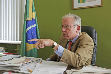 Segundo embaixador do Brasil, país está agindo para proteger visitantes de contaminação pelo vírus da zika