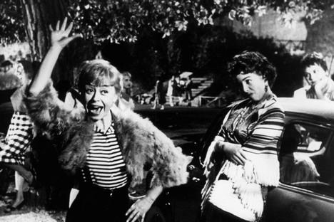"""""""Noites de Cabiria"""", de Fellini, figura entre as 100 obras selecionadas pelas autoridades russas Foto: kinopoisk.ru"""