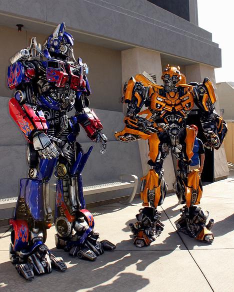 País começará a treinar os operadores de robôs militares a partir de 2015 Foto: Prayitno / Wikipedia.org